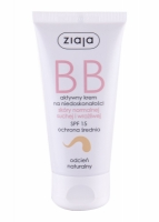 Mergi la BB Cream Normal and Dry Skin SPF15 - Ziaja - Fond de ten
