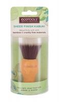 Brushes Sheer Finish Kabuki - EcoTools - Accesorii machiaj