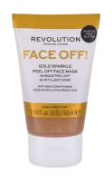 Face Off! Gold Sparkle - Revolution Skincare - Masca de fata