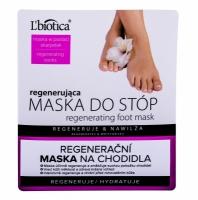 Foot Mask Regenerating - L´Biotica - Crema de picioare
