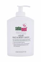 Sensitive Skin Face & Body Wash - SebaMed - Sapun