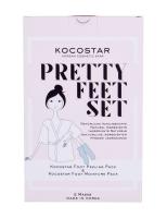 Set Foot Moisture Pack - Kocostar - Crema de picioare