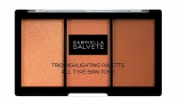 Trio Highlighting Palette - Gabriella Salvete - Iluminator