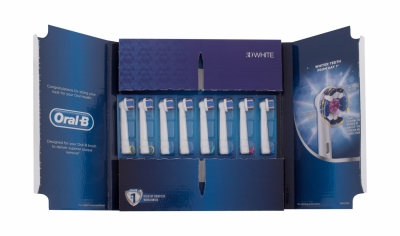 3D White - Oral-B - Igiena dentara
