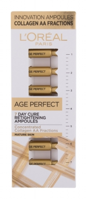 Age Perfect 7 Day Cure Retightening Ampoules - L´Oreal Paris - Ser