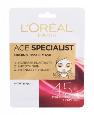 Age Specialist 45+ - L´Oreal Paris - Masca de fata