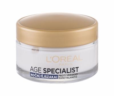 Age Specialist 55+ - L´Oreal Paris - Crema de noapte