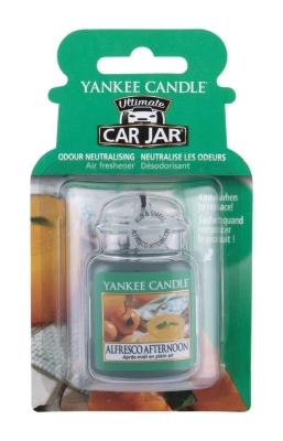 Alfresco Afternoon Car Jar - Yankee Candle - Ambient