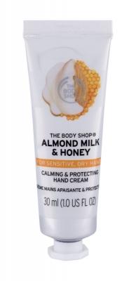 Almond Milk & Honey - The Body Shop - Crema de maini