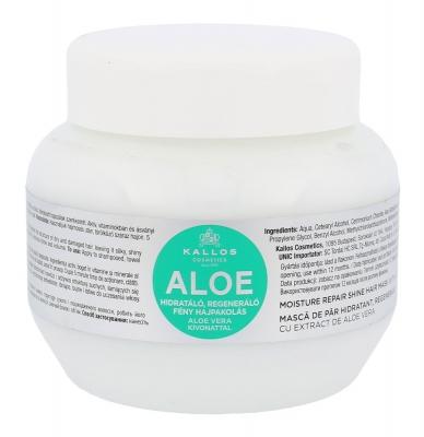 Aloe Vera - Kallos Cosmetics - Masca de par