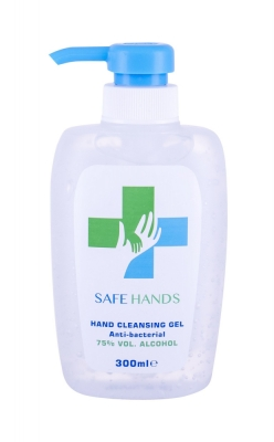 Anti-bacterial Hand Cleansing Gel - Safe Hands - Dezinfectant