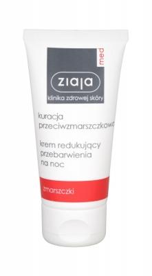 Anti-Wrinkle Treatment Smoothing Night Cream - Ziaja Med - Crema de noapte