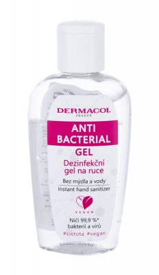 Antibacterial Gel - Dermacol - Dezinfectant