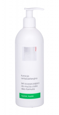 Cleansing Treatment Body Cleansing Gel - Ziaja Med - Antiacneic