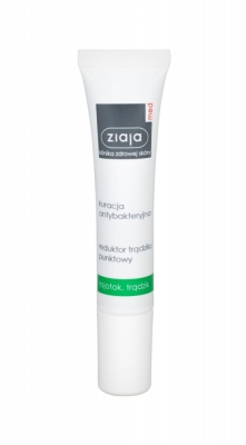 Cleansing Treatment Spot Imperfection Reducer - Ziaja Med - Antiacneic