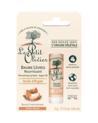 Argan Oil Nourishing - Le Petit Olivier - Balsam de buze