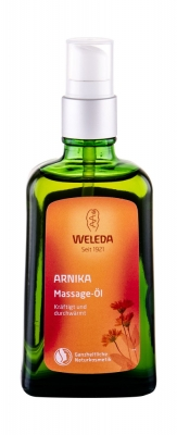 Arnica Massage Oil - Weleda - Ulei de masaj
