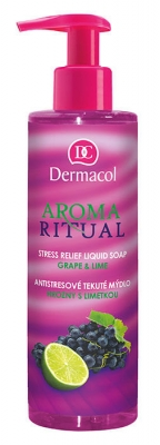 Aroma Ritual Grape & Lime - Dermacol - Sapun