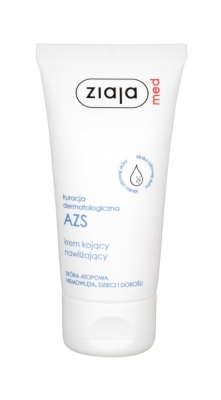Atopic Treatment Soothing Moisturizing - Ziaja Med - Antiacneic