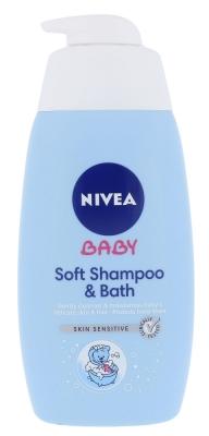Baby Soft Shampoo & Bath - Nivea - Sampon