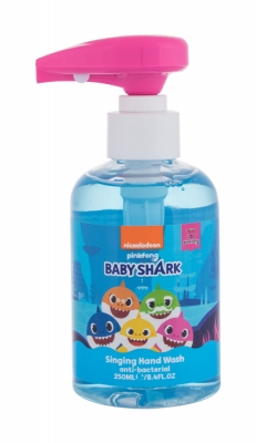 Baby Shark Anti-Bacterial Singing Hand Wash - Pinkfong - Copii