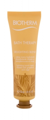 Bath Therapy Delighting Blend - Biotherm - Crema de maini