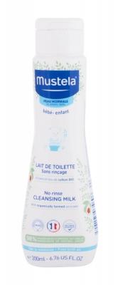Bebe No Rinse Cleansing Milk - Mustela - Copii