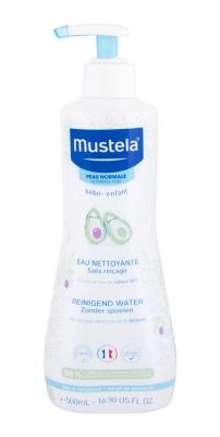Bebe Soothing Cleansing Water No-Rinse - Mustela - Copii