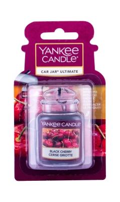 Black Cherry Car Jar - Yankee Candle - Ambient