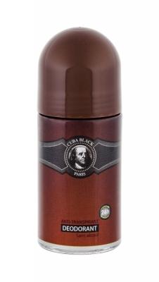 Black - Cuba - Deodorant