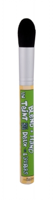 Blend A Hand Tapered Foundation Brush - TheBalm - Perie pentru par