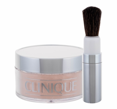 Blended Face Powder And Brush - Clinique - Pudra