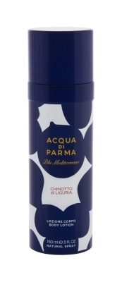 Blu Mediterraneo Chinotto di Liguria - Acqua di Parma - Crema de corp