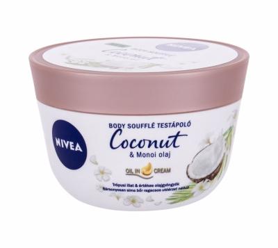 Body Souffle Coconut & Monoi Oil - Nivea - Crema de corp