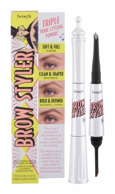 Brow Styler Multitasking Pencil & Powder - Benefit - Creion de sprancene