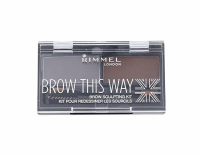 Brow This Way - Rimmel London - Creion de sprancene