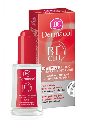 BT Cell Intensive Lifting & Remodeling Care - Dermacol - Crema antirid