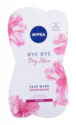Bye Bye Dry Skin - Nivea - Masca de fata