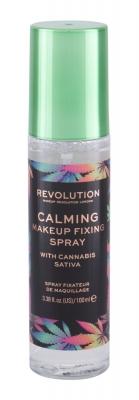 Calming Cannabis Sativa - Makeup Revolution London - Apa micelara/termala