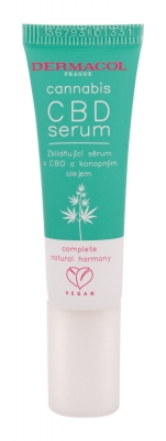 Cannabis CBD Serum - Dermacol - Ser