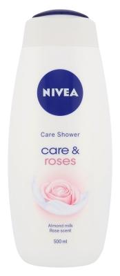 Care & Roses - Nivea - Gel de dus