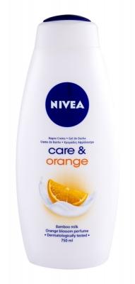 Care & Orange - Nivea - Gel de dus