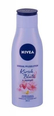 Cherry Blossom & Jojoba Oil Oil in Lotion - Nivea - Lotiune de corp
