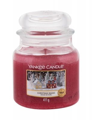 Christmas Magic - Yankee Candle - Ambient