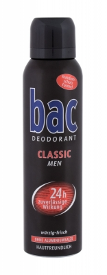 Classic 24h - BAC - Deodorant
