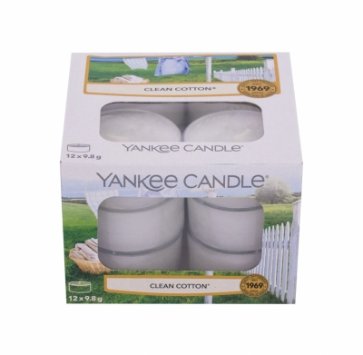 Clean Cotton - Yankee Candle - Ambient