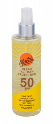 Clear All Day Protection SPF50 - Malibu - Protectie solara