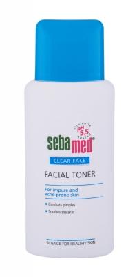 Clear Face Facial Toner - SebaMed - Apa micelara/termala