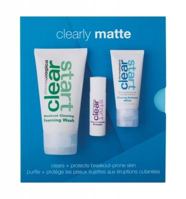 Set Clearly Matte Skin Kit - Dermalogica - Demachiant