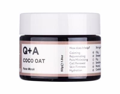 Coco Oat - Q+A - Masca de fata